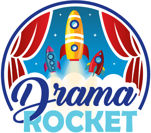 Don't just rock it. Drama Rocket.